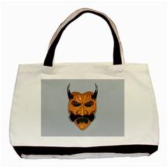 Mask India South Culture Basic Tote Bag