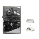 LOCOMOTIVE Train Railway Driver Flip Top Lighter