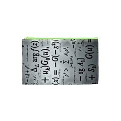 Science Formulas Cosmetic Bag (xs) by Samandel