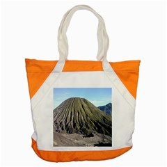Mount Batok Bromo Indonesia Accent Tote Bag