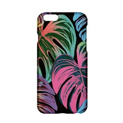 Leaves Tropical Jungle Pattern Apple Iphone 6/6s Hardshell Case