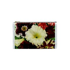 Flowers 1776585 1920 Cosmetic Bag (small) by vintage2030