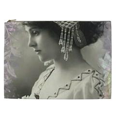 Vintage 1501540 1920 Cosmetic Bag (xxl) by vintage2030