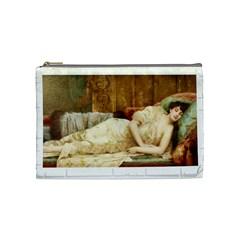Vintage 1501595 1920 Cosmetic Bag (medium) by vintage2030