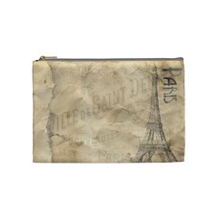 Paris 1118815 1280 Cosmetic Bag (medium) by vintage2030