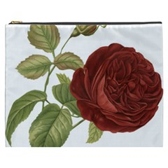 Rose 1077964 1280 Cosmetic Bag (xxxl) by vintage2030