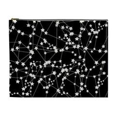 Constellations Cosmetic Bag (xl) by snowwhitegirl