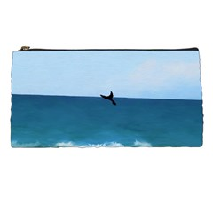 Whales Tail Pencil Cases by bloomingvinedesign