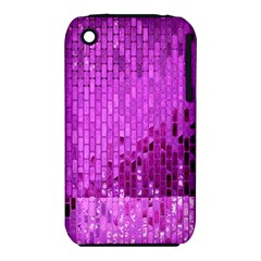 Purple Background Scrapbooking Paper Iphone 3s/3gs by Jojostore