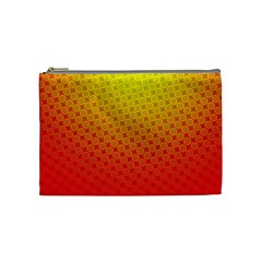 Digital Art Art Artwork Abstract Cosmetic Bag (medium) by Sapixe