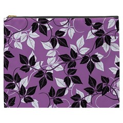 Floral Pattern Background Cosmetic Bag (xxxl) by Jojostore