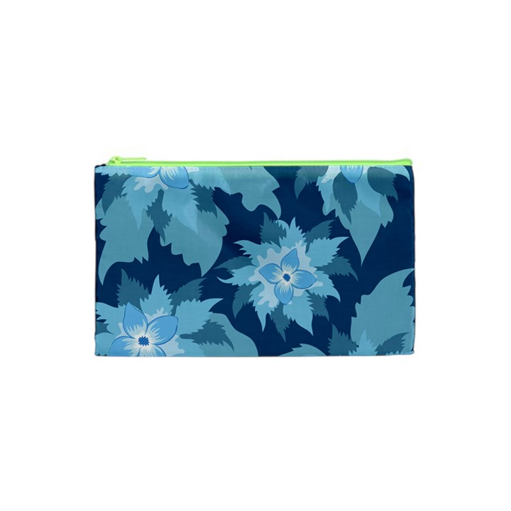 Graphic Design Wallpaper Abstract Cosmetic Bag (XS)