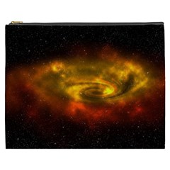 Galaxy Nebula Space Cosmos Universe Fantasy Cosmetic Bag (xxxl) by Jojostore