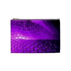 Circular Color Cosmetic Bag (medium)