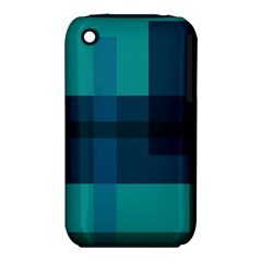 This High Quality Image Is A Bunch Of Different Size Boxes That Are Place Abstractly Iphone 3s/3gs by Jojostore