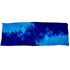 Background Course Gradient Blue Body Pillow Case Dakimakura (two Sides) by Sapixe