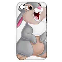 Bear Apple Iphone 4/4s Hardshell Case (pc+silicone)