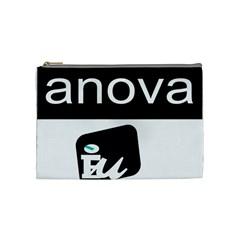 Logo Of Alternativa Galega De Esquerda Cosmetic Bag (medium) by abbeyz71
