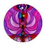 Devine Feminine Activation - Round Ornament (Two Sides)