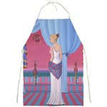 Palm Beach Perfume Art Collection Full Print Apron