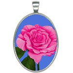 Roses Collections Oval Necklace