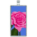 Roses Collections Rectangle Necklace