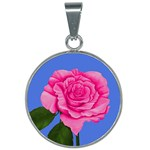Roses Collections 25mm Round Necklace