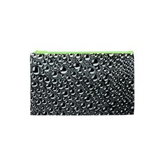 Water Bubble Photo Cosmetic Bag (xs) by Mariart