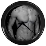 MALE MODEL Gay Interest Nude Men Art Boys Wall Clock