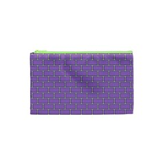 Brick Wall  Cosmetic Bag (xs) by TimelessFashion