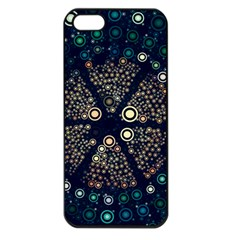 Design Background Modern Apple Iphone 5 Seamless Case (black) by Mariart