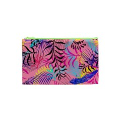 Illustration Reason Leaves Cosmetic Bag (xs) by AnjaniArt