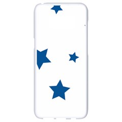 Star Samsung Galaxy S8 White Seamless Case by AnjaniArt