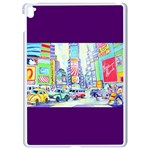 Time Square  Apple iPad Pro 9.7   White Seamless Case