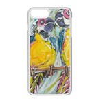Lovers  by Madzinga Art Apple iPhone 8 Plus Seamless Case (White)