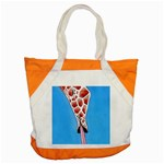 Mother s Love  by Madzinga Art Accent Tote Bag