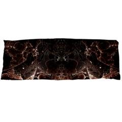 Fractal Mandelbulb 3d Action Body Pillow Case Dakimakura (two Sides) by Pakrebo