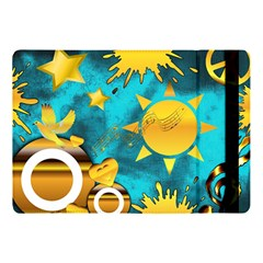 Gold Music Clef Star Dove Harmony Apple Ipad 9 7