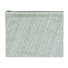 Abstract Lines Cosmetic Bag (xl)