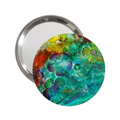 Underwater Summer 2 25  Handbag Mirrors by arwwearableart