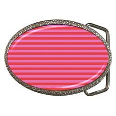 Stripes Striped Design Pattern Belt Buckles by Sapixe