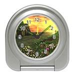 Eddie s Sunset Travel Alarm Clock