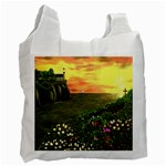 Eddie s Sunset Recycle Bag (Two Side)