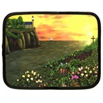 Eddie s Sunset Netbook Case (XXL)