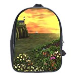 Eddie s Sunset School Bag (Large)