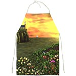 Eddie s Sunset Full Print Apron