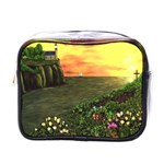 Eddie s Sunset Mini Toiletries Bag (One Side)