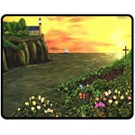 Eddie s Sunset Fleece Blanket (Medium)