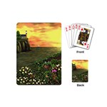 Eddie s Sunset Playing Cards Single Design (Mini)