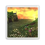 Eddie s Sunset Memory Card Reader (Square)